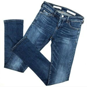 Pilcro and the Letterpress Slim Jeans NWOT